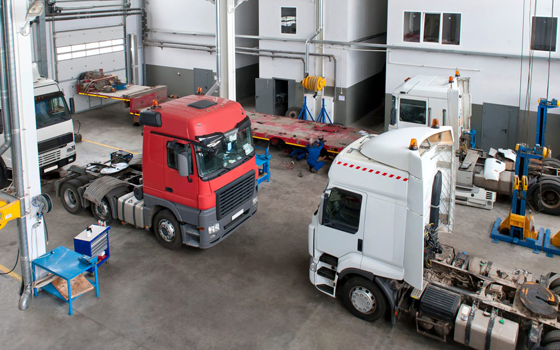 31.5% Commercial Vehicle Production Decline – Battery Maintenance is the Solution