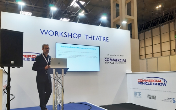 Ken Clark Delivers Two Guest Talks at the CV Show