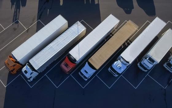 Rotronics Support Haulage Fleet of Over 600 Vehicles