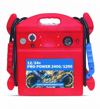 PRO Power 2400/1200 12/24v Power Pack