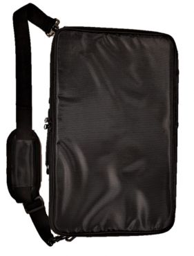 Laptop style carry case