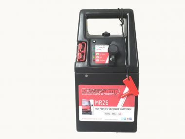 Powervamp MR26 12v Power Pack