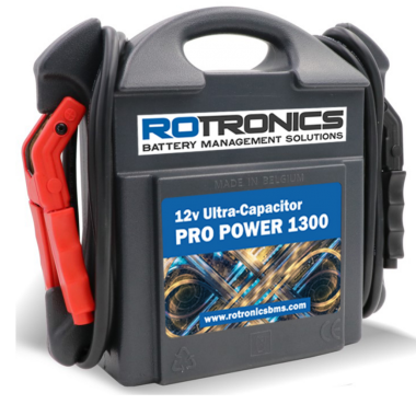 PRO Power1300 12v Hybrid Capacitor Pack