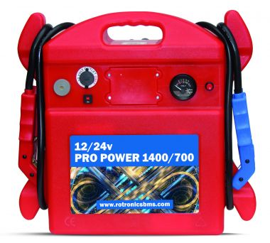 PRO Power 1400/700 12/24v Power Pack